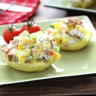 Baked Potato Tuna And Cheese Recipes.