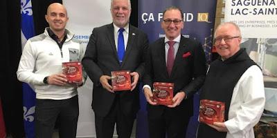 Ottawa et Québec aident la Chocolaterie des Pères trappistes  TVA