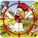 Chicken Shooting 2016 icon