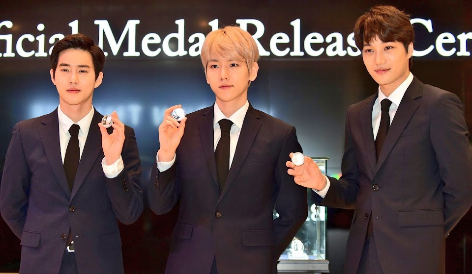 exo medals