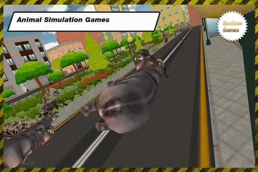 河馬模擬器3D