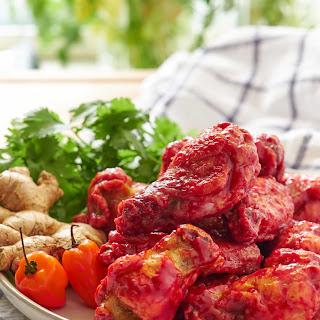Habanero Wing Sauce Recipes.