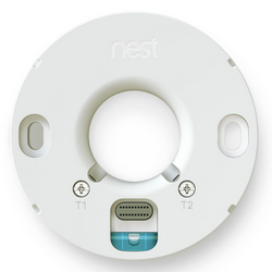 European style base for 3rd generation Nest Thermostat