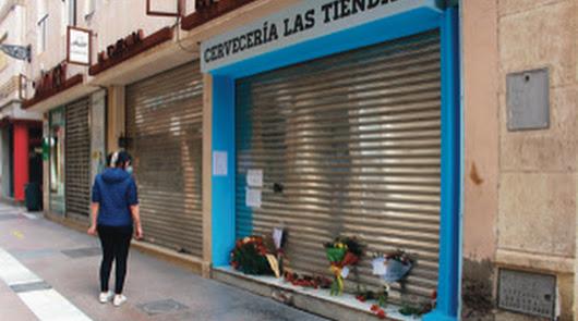 Carmelo Fernández Salvador: El llanto de la calle de las Tiendas