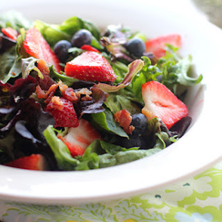 Perfect Strawberry-Poppyseed Dressing