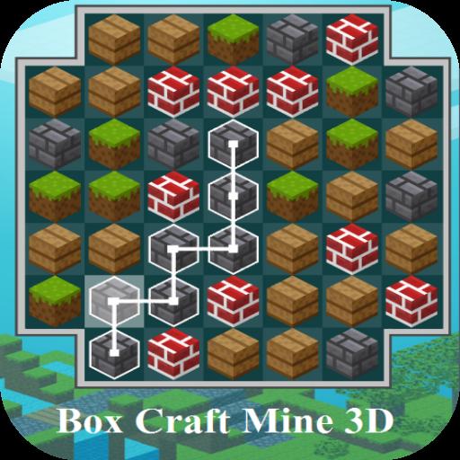 Box Craft Mine 3D
