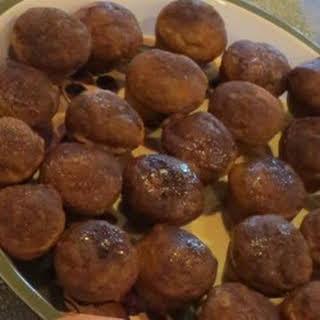 Pumpkin Muffins with a Twist.