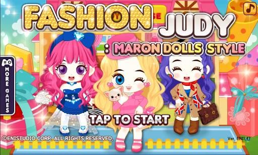 Fashion Judy: Maron Dolls