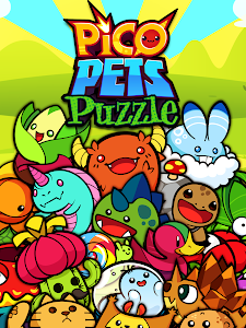Pico Pets Puzzle - Match-3 screenshot 14