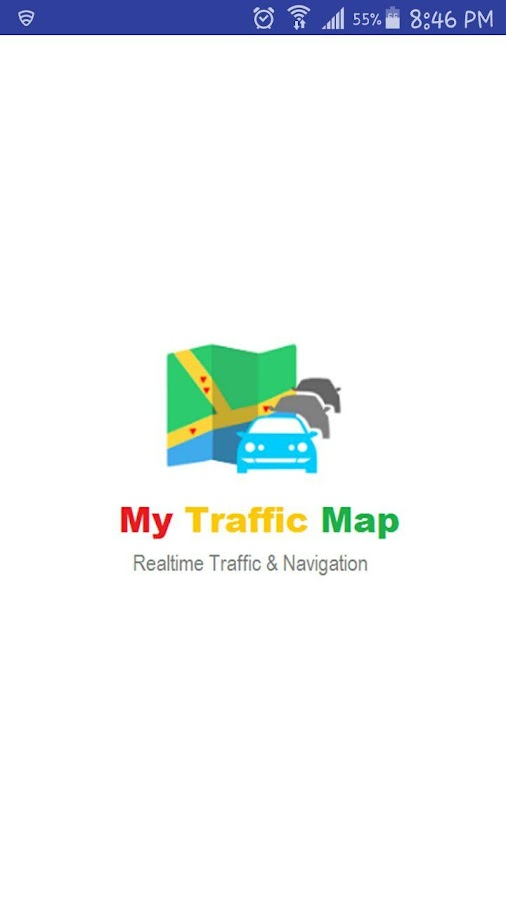 My Traffic Map- screenshot