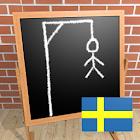 Hänga Gubbe Ordspel Svenska icon