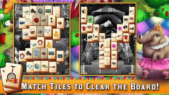 Mahjong Magic: Carnival World Tour Ekran Görüntüsü