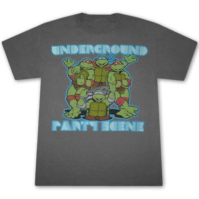 T-Shirt - Underground
