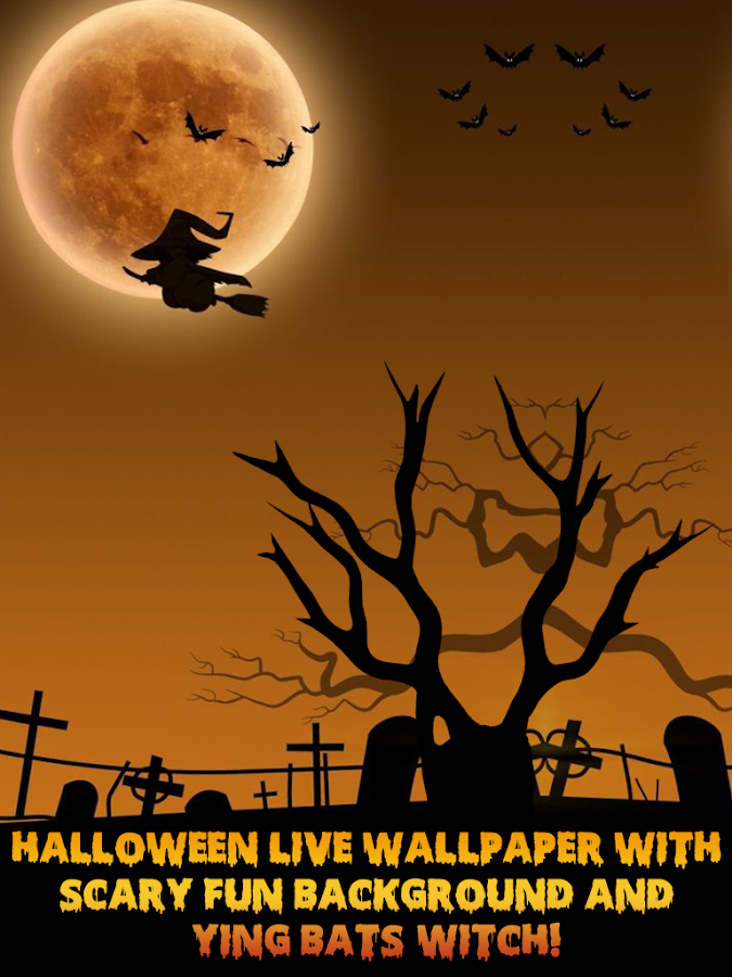 halloween hd live wallpaper android apps on google play