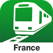 Transit France by NAVITIME