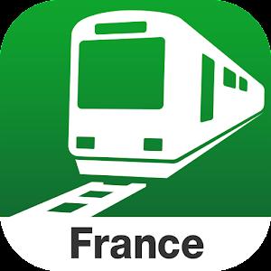 Transit France by NAVITIME