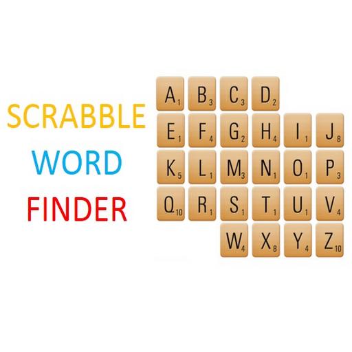 Scrabble Word Finder 拼字 App LOGO-硬是要APP