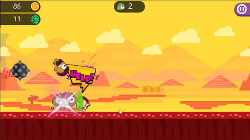 Monster Run: Jump Or Die apkdebit screenshots 2