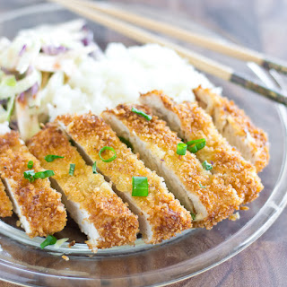 Chicken Katsu.