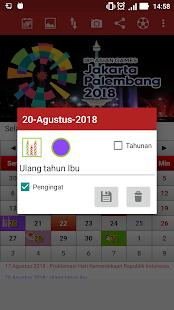 Indonesia Calendar 3