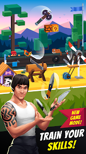 Game Flippy Knife APK for Windows Phone