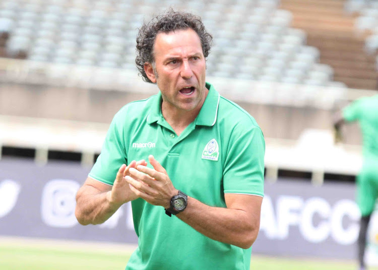 Oktay lauds Fifa ref for handling Bandari game well