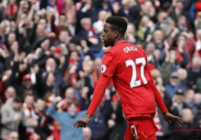 Liverpool voudrait bien vendre Divock Origi