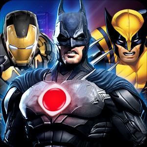 Super Hero Crime Battle: City Crime Fighter Rescue