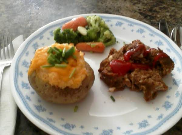 Dad's  Favorite Meat Loaf Recipe