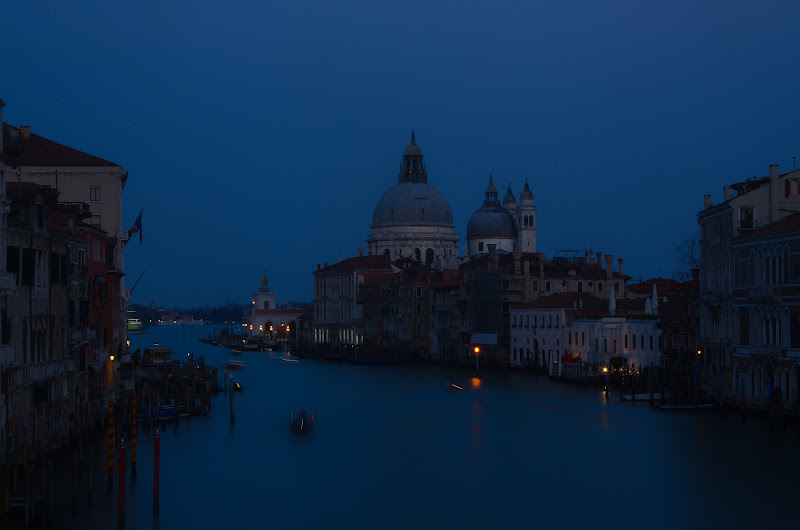 Scie veneziane di Gian Piero Bacchetta