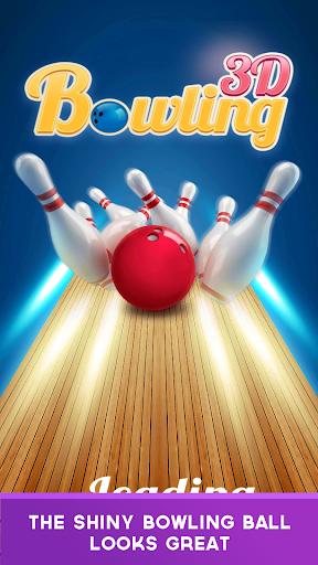 Code Triche 3D Bowling Club - Jeu de balle de sport d'arcade APK MOD (Astuce) screenshots 1