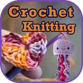 Crochet Knitting Videos Tutorial : Learn Lessons