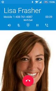 Wi-Fi Calling screenshot 0