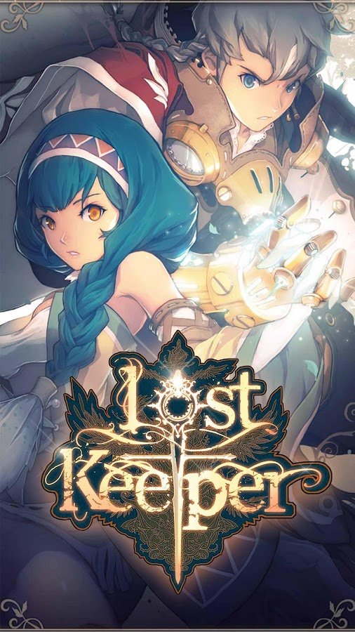 Lostkeeper- screenshot