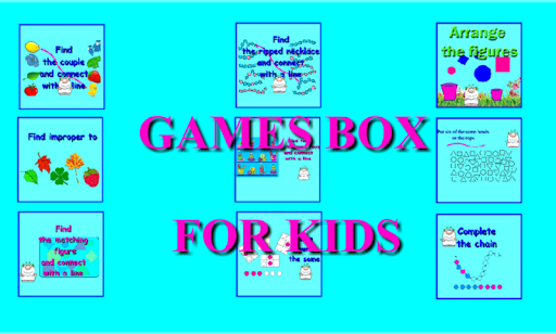 Box with games 1.0.0 screenshots 1