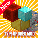 Type of Ores MCPE icon