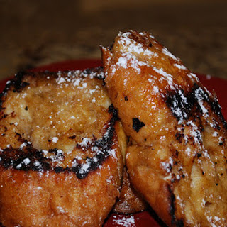 So Delicious Coconut Nog French Toast