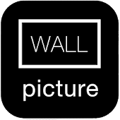 WallPicture - Art room design photography frame icon