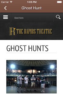 Rapids Theatre- screenshot thumbnail