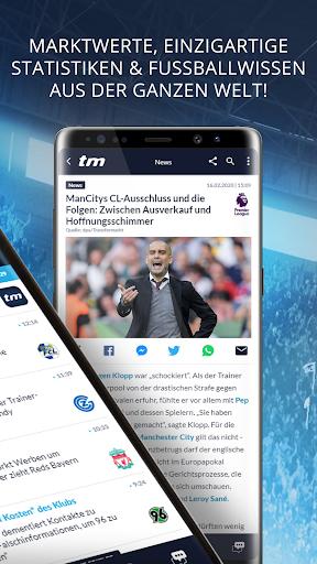 Transfermarkt: Fuu00dfballnews, Bundesliga, Liveticker Apk 2