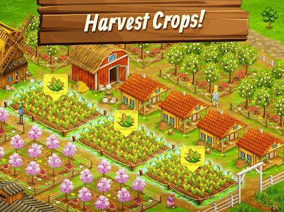 Big Farm: Mobile Harvest- screenshot thumbnail