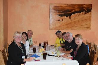 Photo: Bobbi, Loraine, Skip, Lloyd, De, Ed and Judie