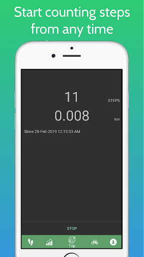 Pedometer - Step Counter Free & Calorie Counter 3.5.5 screenshots 19