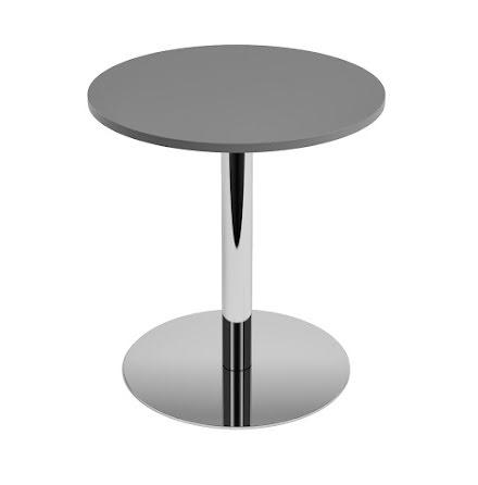 Cafébord 900 diam grå