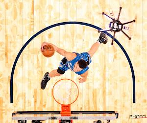 🎥 Indrukwekkend! Belgisch talent doet 'windmill dunk' in Verenigde Staten