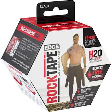 RockTape H2O Edge Precut Kinesiology Tape - Roll of 20 Strips