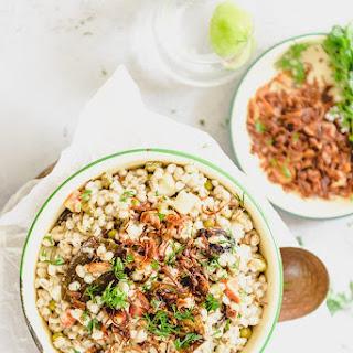 Vegetable Barley Pilaf
