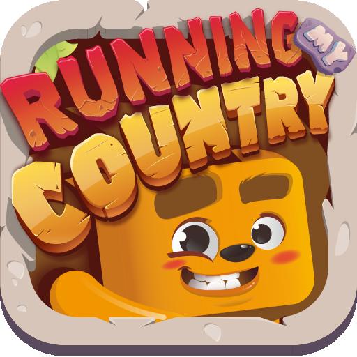 Running,my country!
