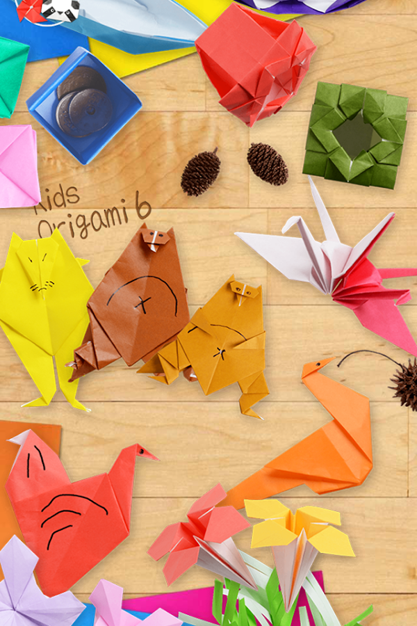 Kids Origami 6 Free- screenshot