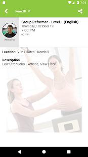 VIM Pilates - náhled